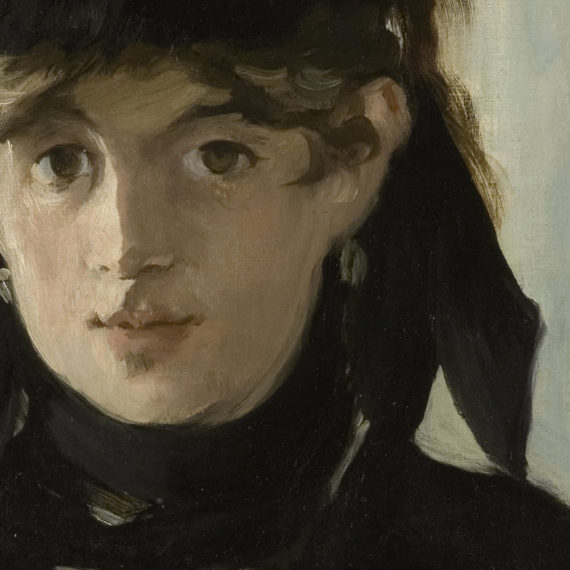 Morisot the heart is a rebel